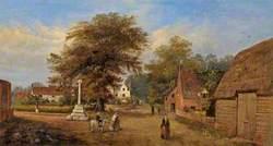 Hempsted Village, Gloucestershire