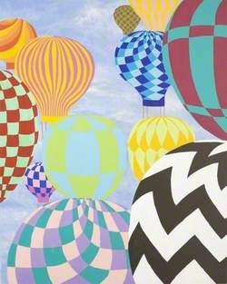 Hot Air Balloons en Masse