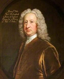 Henry St John (1678–1751), 1st Viscount Bolingbroke, Baron St John of Lydiard Tregoze