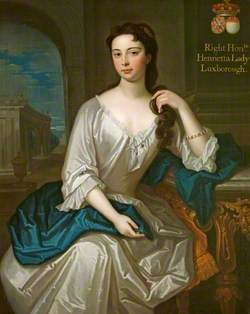 Henrietta St John (1699–1756), Lady Luxborough, Sister of John St John, 2nd Viscount St John