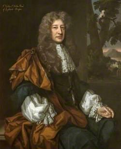Sir Walter St John (1622–1708), 3rd Bt