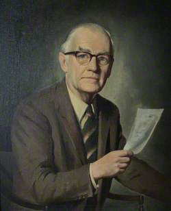 Richard S. Grover (1911–1985), MBE, JP