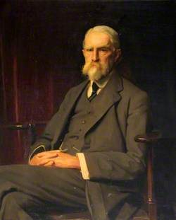 Rodolph Fane de Salis (1854–1931), Last Chairman of the Grand Junction Canal Company