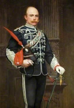Major Walter Hume Long (1854–1924), MP