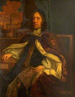 Seth Ward (1617–1689), Bishop of Salisbury (1677–1698), Founder of the Matrons' College