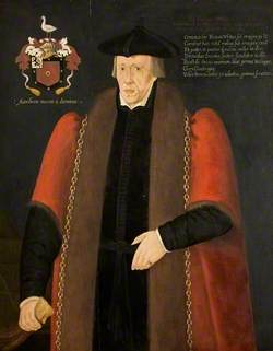 Sir Thomas White (1492–1566), Lord Mayor of London and Founder of St John's College, Oxford