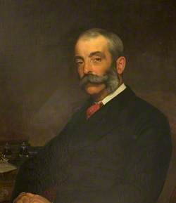 William David Wilkes (d.1899), Benefactor of Salisbury Museum