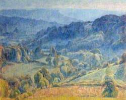 Slad Valley, Gloucestershire