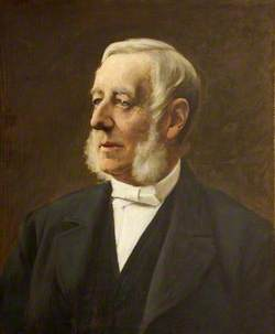 Reverend E. F. Witts (1813–1886), Rector of Upper Slaughter (1884–1886)
