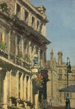 The Theatre Royal, Bath ('The Garrick's Head')