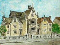 The Parochial Schools, Church Street, Trowbridge, Wiltshire