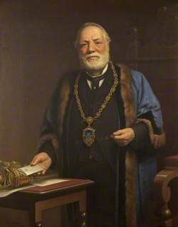 Thomas Collins, Mayor of Tewkesbury, (1890 & 1892–1895)