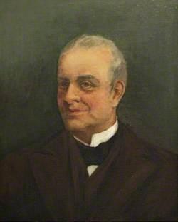 Mr R. T. Moore, Mayor of Tewkesbury (1886 & 1887)