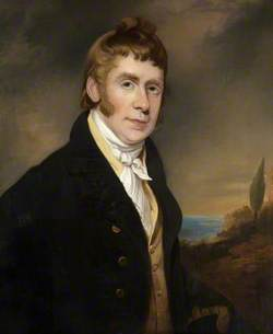 John Martin, MP For Tewkesbury (1812, 1818, 1820, 1826, 1830 & 1831)