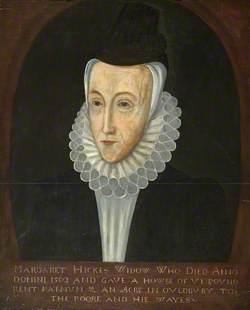 Mrs Margaret Hickes (d.1562)