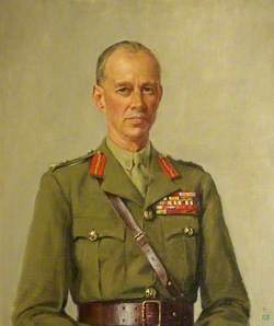 General Sir Miles Dempsey (1896–1969), Colonel Royal Berkshire Regiment (1946–1956)
