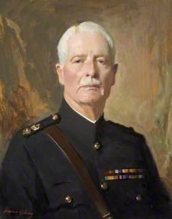 Lieutenant Colonel R. F. J. Hayward (1891–1970), VC, MC