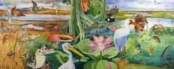 The Wildlife of the Wetlands