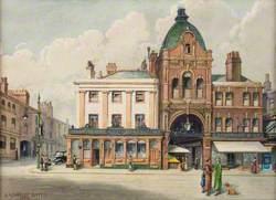 The Hilton Arcade, Oldham
