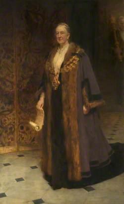 Dame Sarah Lees (1842–1935)