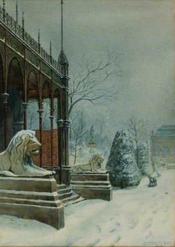 The Lions' Den, Alexandra Park