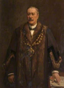 James Yates, Mayor of Oldham (1880–1882 & 1904–1905)