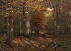Autumn's Bravery