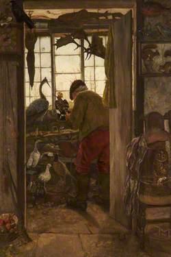The Chadderton Taxidermist