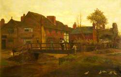 Chadderton Fold, Oldham, Lancashire, 1881
