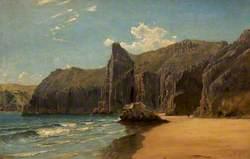 Cliffs at Barlow