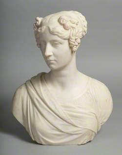 Classical Female Bust