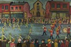 Stockport Street Scene, Cheshire