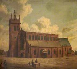 Church of St Mary, Stockport, Cheshire