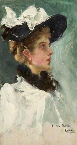 À Mlle Floranet