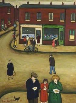 Love Lane Corner