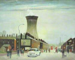 The Cooling Tower, Portwood, Stockport, Cheshire