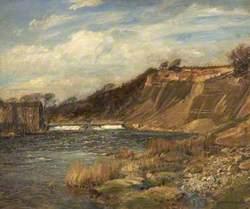 Castle Berg Scar, Nessfield-in-Wharfedale