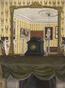 Interior, the Mantelpiece