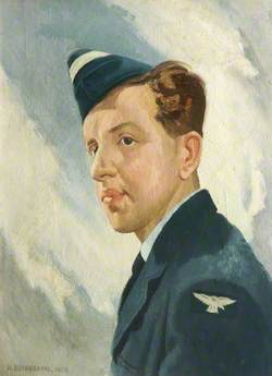Flight Sergeant Donald S. Mitchell (1922–1945)