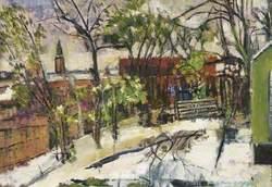 Winter, Stalybridge, Cheshire