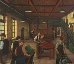 Carpet-Making Factory