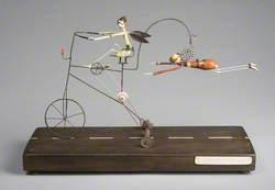 Brain's Flight Rehabilitation Vehicle