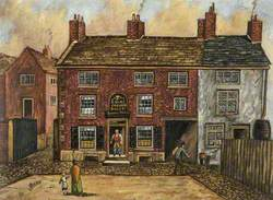 The 'Old Crooked Billet' Inn, The Wylde, Bury
