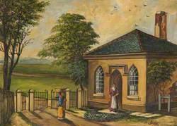 Gatehouse, Chamber Hall, Bury