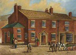 The Old Commisioner's Office, Stanley Street, Bury