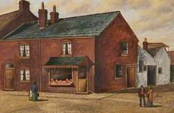 Butcher's Shop in Bury