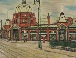 The Old Market Hall, Bury