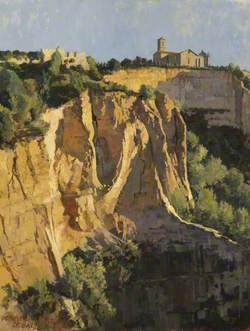 La Balze, Volterra