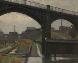 Church Wharf Bridge, Bolton