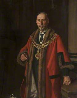 Alderman Robert Parkinson (1862–1936), Mayor of Bolton (1919–1921)